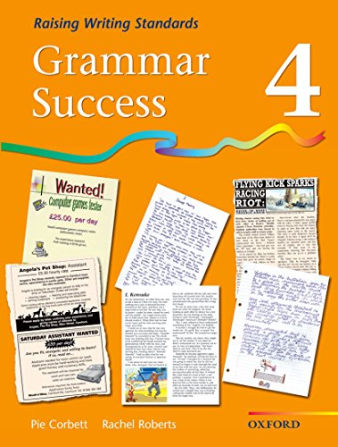 9780198342885: Grammar Success: Pupil's Book Bk.4
