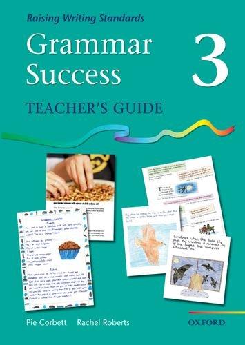 9780198342915: Grammar Success: Level 3: Teacher's Guide 3: Teacher's Guide Level 3
