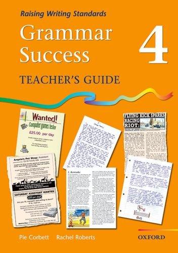 9780198342922: Grammar Success: Level 4: Teacher's Guide 4