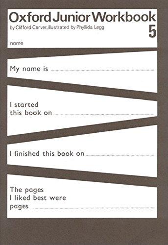 9780198343929: Oxford Junior Workbooks: Book 5: Bk.5