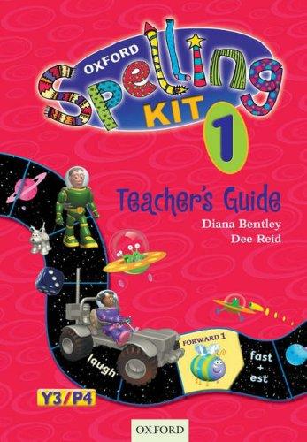9780198345954: Teacher's Guide: Oxford Spelling Kit 1: Teacher's Guide Pt. 1