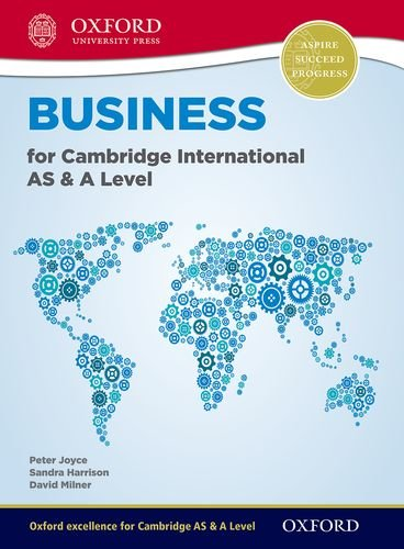 9780198347002: Business for Cambridge International AS & A Level