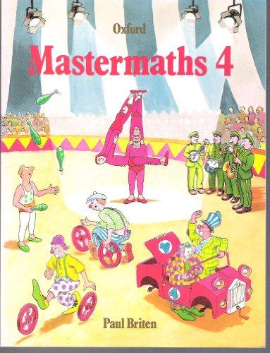 9780198347460: Mastermaths: Bk. 4