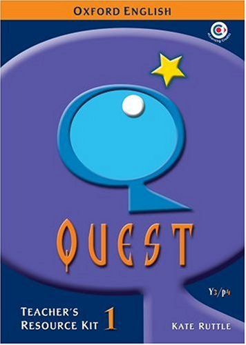 9780198348900: Oxford English Quest: Y3/P4: Teacher's Resource Kit 1