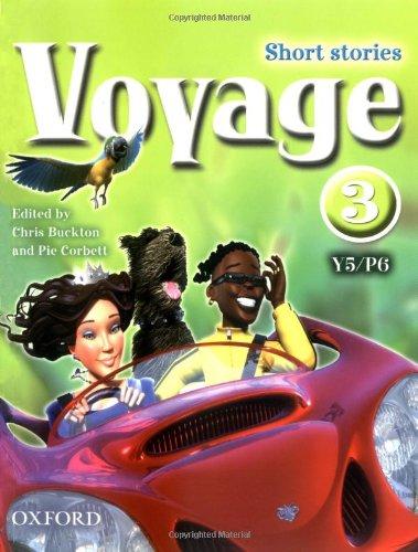 9780198349686: Oxford English Voyage: Year 5/P6: Voyage 3: Short Stories