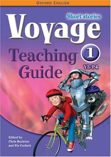 9780198349709: Oxford English Voyage: Year 3/P4: Teaching Guide 1