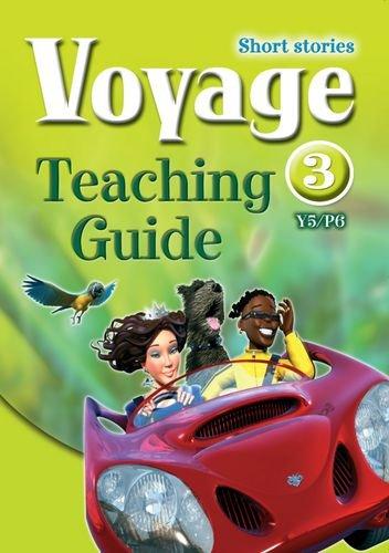 9780198349723: Oxford English Voyage: Year 5/P6: Teaching Guide 3