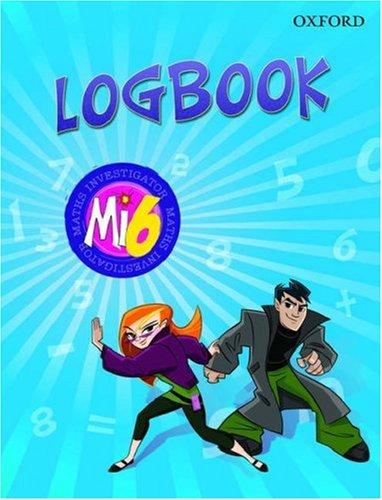 9780198350453: Maths Investigator: MI6 My Logbook