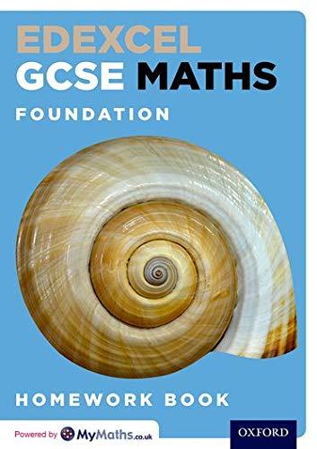 9780198351474: Edexcel GCSE Maths Foundation Homework Book (Pack of 15)