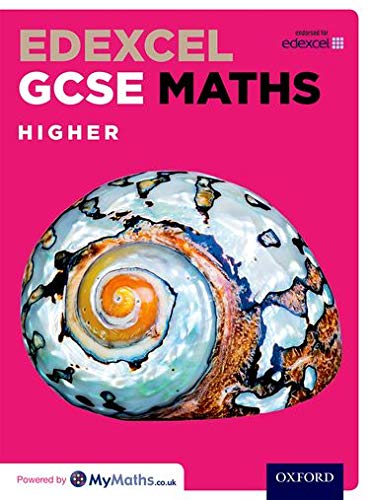 9780198351511: Edexcel GCSE Maths Higher Student Book