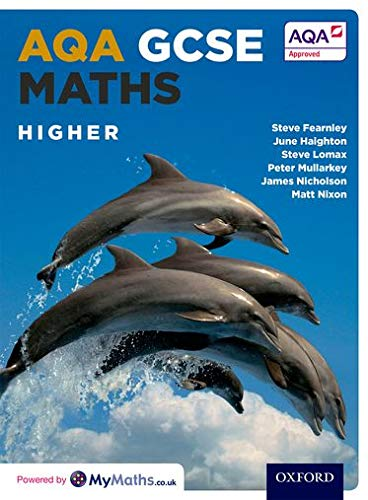 9780198351665: AQA GCSE Maths Higher Student Book