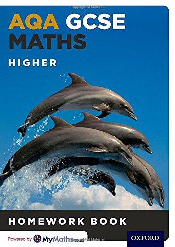 9780198351696: AQA GCSE Maths Higher Homework Book