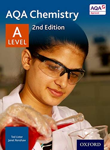 9780198351825: AQA Chemistry A Level Second Edition Student Book