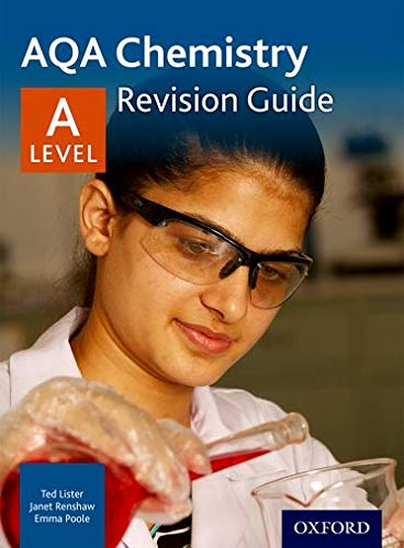 9780198351849: AQA A Level Chemistry Revision Guide