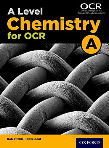 9780198351979: A Level Chemistry a for OCR Student Bookstudent Book