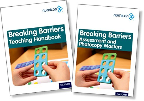9780198354116: Numicon: Breaking Barriers Teaching Pack