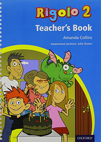 9780198354482: Rigolo 2 Teacher's Book and DVD-ROM: Years 5 and 6: Rigolo 2 Teacher's Book and DVD-ROM