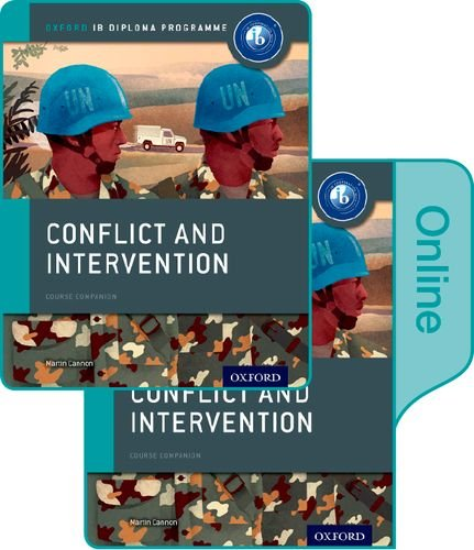 9780198354949: Conflict and Intervention: IB History Print and Online Pack: Oxford IB Diploma Program