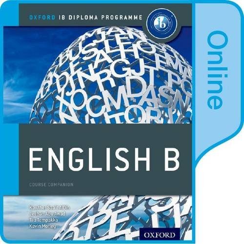 9780198355052: IB Diploma Programme English B Online Course Companion Access Code: Oxford Ib Diploma Program