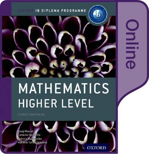 9780198355083: Ib Course Book Mathematics Higher Level (Ib Course Companions)