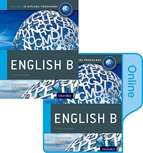 9780198355090: IB English B Print and Online Course Book Pack: Oxford IB Diploma Programme
