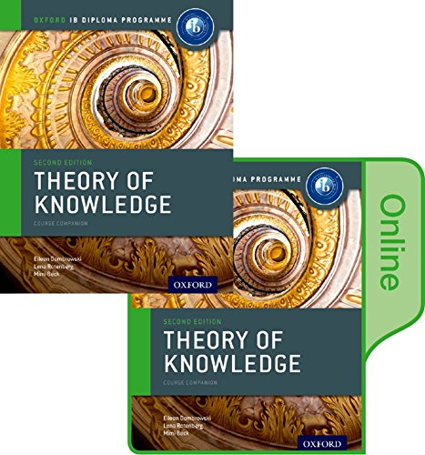 9780198355137: IB Theory of Knowledge Print and Online Course Book Pack: Oxford IB Diploma Programme