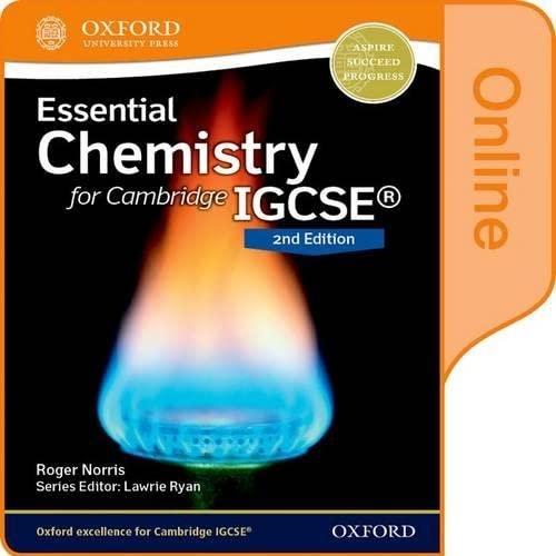 9780198355182: Essential Chemistry for Cambridge IGCSE: Online Student Book