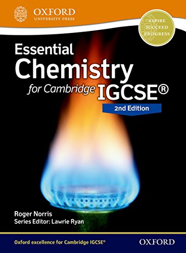 9780198355199: Essential Chemistry for Cambridge IGCSE� 2nd Edition: Print Student Book (Igcse Sciences)