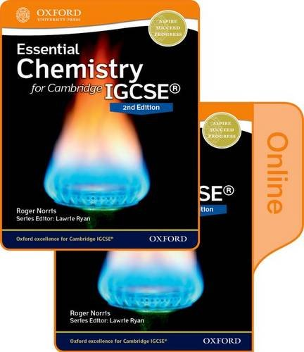 9780198355212: Essential Chemistry for Cambridge IGCSE® 2nd Edition: Print and Online Student Book Pack (Igcse Sciences)