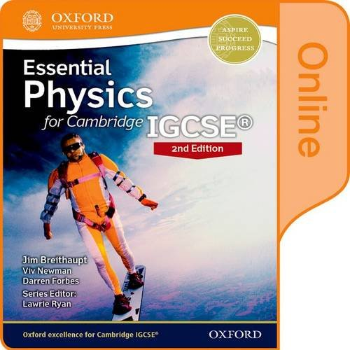 9780198355229: Essential Physics for Cambridge IGCSERG: Online Student Book (CIE IGCSE Essential Series)
