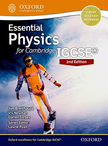 9780198355236: Essential Physics for Cambridge IGCSE® 2nd Edition: Print Student Book (Igcse Sciences)