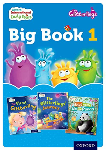 9780198355755: Oxford International Early Years: The Glitterlings: Big Book 1