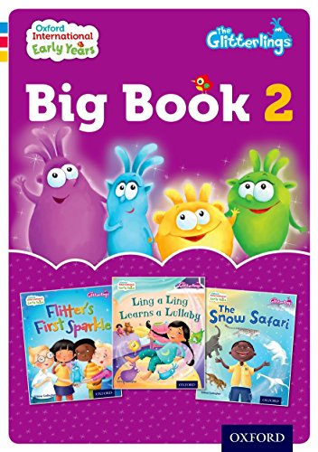 Oxford International Early Years: The Glitterlings: Big Book 2 (Paperback): Eithne Gallagher
