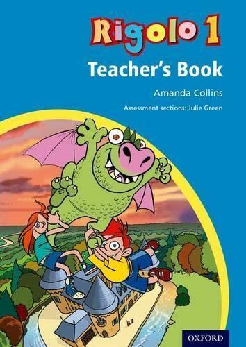 9780198356080: Rigolo 1 Teacher's Book: Years 3 and 4: Rigolo 1 Teacher's Book