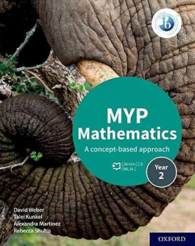 9780198356165: MYP Mathematics 2 (IB MYP SERIES)