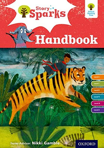 9780198356325: Oxford Reading Tree Story Sparks: Oxford Levels 6-11: Handbooklevels 6-11