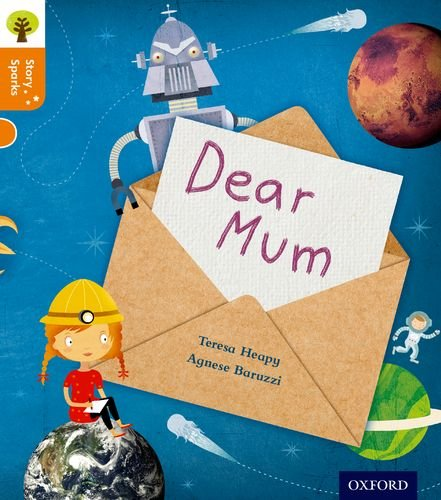 9780198356356: Oxford Reading Tree Story Sparks: Oxford Level 6: Dear Mum
