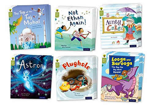Oxford Reading Tree Story Sparks: Oxford Level 7: Havel, Geoff, Dhami, Narinder, Prue, Sally, ...