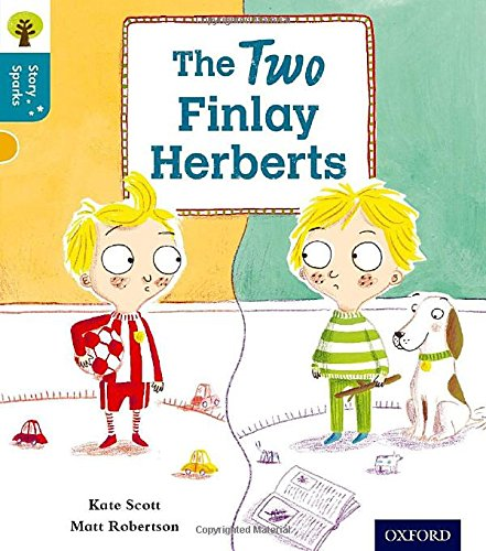 9780198356639: The Two Finlay Herberts (Oxford Reading Tree Story Sparks)