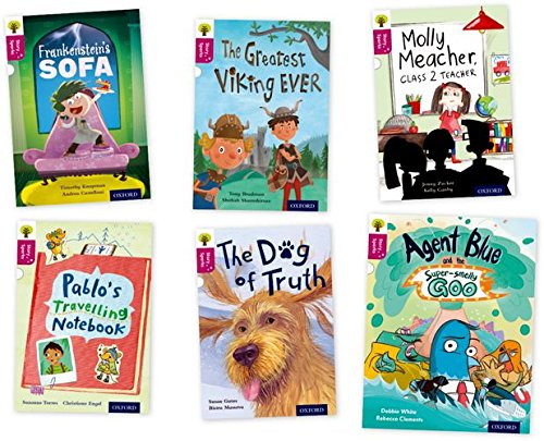 9780198356653: Oxford Reading Tree Story Sparks: Oxford Level 10: Pack of 6