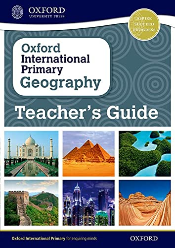 9780198356905: Oxford International Primary Geography: Teacher's Guide