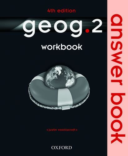 Geog.2 Workbook Answer Book: Woolliscroft, Justin