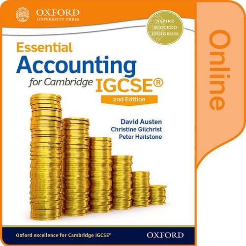 9780198357513: Essential Accounting for Cambridge IGCSE: Online Student Book (CIE IGCSE Essential Series)
