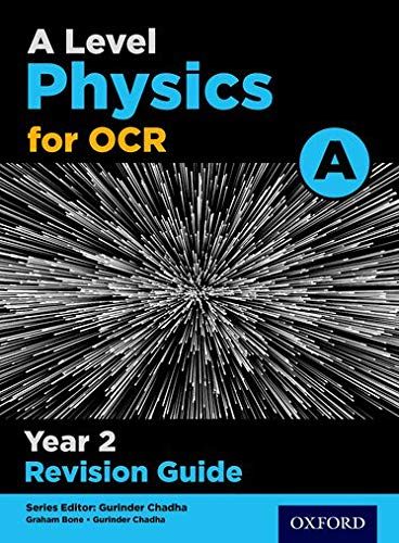 9780198357780: A Level Physics for OCR A Year 2 Revision Guide