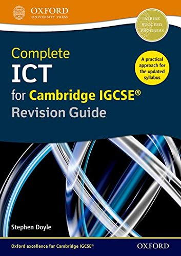 9780198357834: Complete Ict for Cambridge Igcse Revision Guide