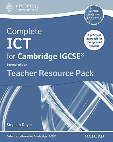 9780198357841: Complete ICT for Cambridge IGCSE Teacher Pack (CIE IGCSE Complete Series)