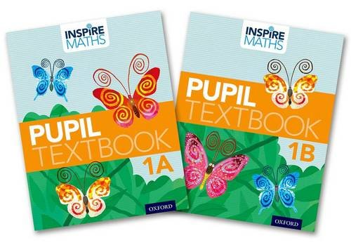 9780198358220: Inspire Maths: Pupil Book 1 AB (Mixed Pack)