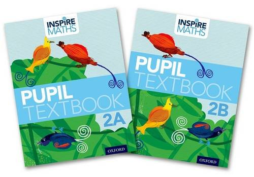 9780198358282: Inspire Maths: Pupil Book 2 AB (Mixed Pack)