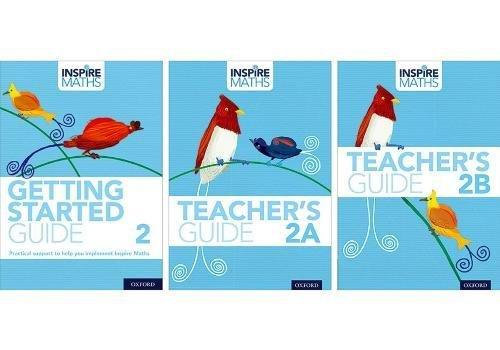 9780198358329: Inspire Maths: Year 2 Teacher's Pack