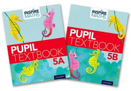 9780198358442: Inspire Maths: Pupil Book 5 AB (Mixed Pack)